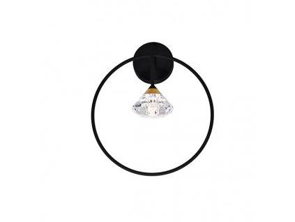 Nástěnná lampa Tiffany No.1