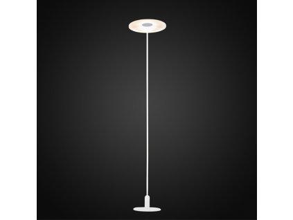 Minimalistická lampa podlahová Vinyl F
