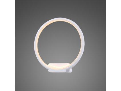 Nástěnná lampa Led Ring No.1 in 3k bílá
