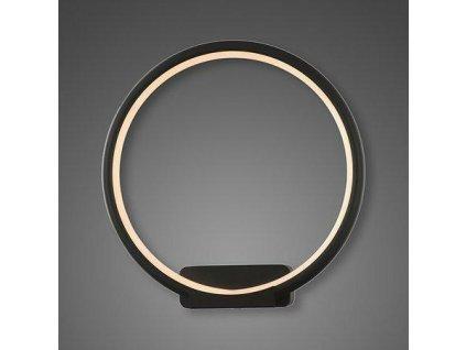 Nástěnná lampa Led Ring No.1 in 3k černá