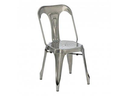 Židle Romen kovová