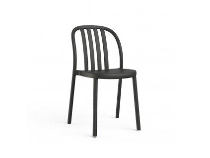 Židle Sue Lama černá