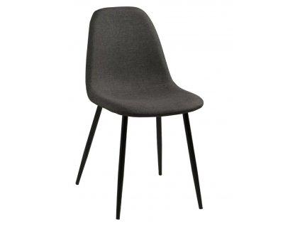 Židle Wilma šedá