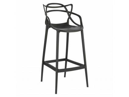 Barová stolička Lexi černý