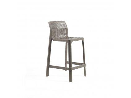 Barová stolička mini Net světle hnědý