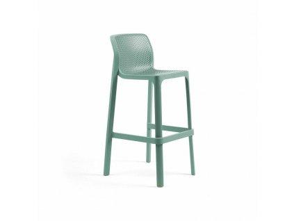 Barová stolička Net mátový
