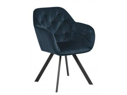 Židle Lola Vic námořní modř