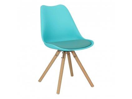 Židle Norden Star PP modrá