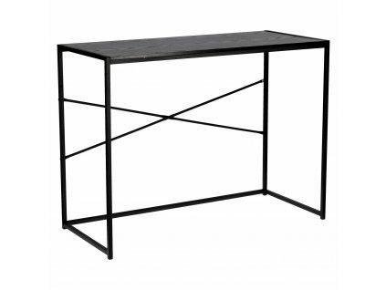 Psací stůl Oxford černý