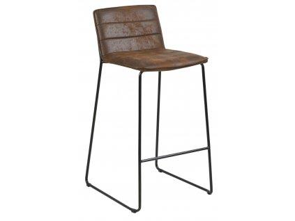 Barová stolička Kitos hnědý