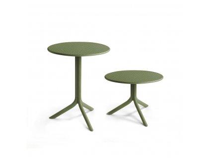 Stůl Step zelený