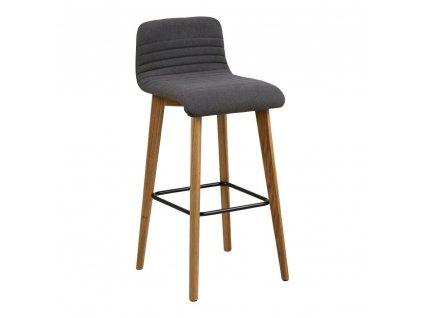 Barová stolička Arosa antracitový
