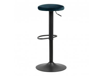 Barová stolička Finch Vic námořní modř