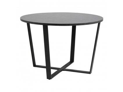 Stůl Amble černý mramor