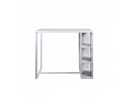 Stůl barový Avocet bílý