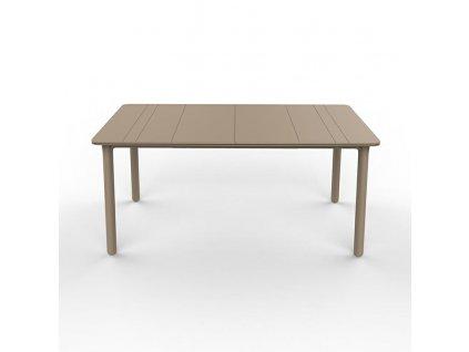 Stůl Noa pískový 160x90