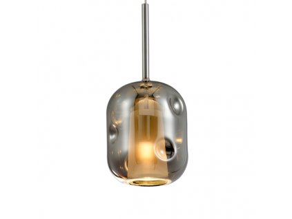 Lampa závěsná Euforia No.3 chrom
