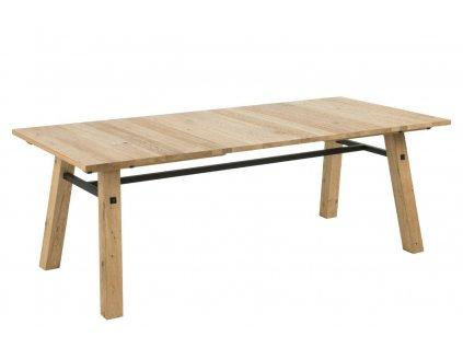 Stůl Stockholm dub kartáčovaný