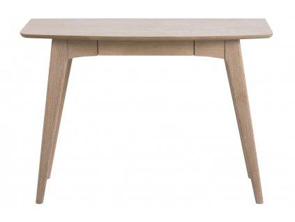 Psací stůl Woodstock dub bělený