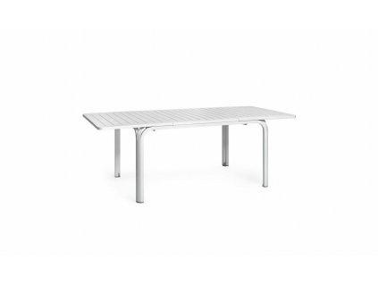 Stůl Alloro 140x100 bílý