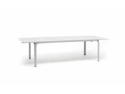 Stůl Alloro 210x100 bílý