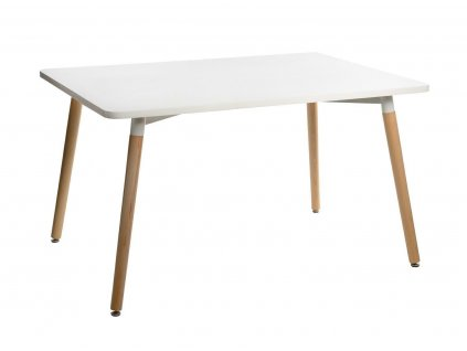 Stůl Copine deska bílý 160x90cm