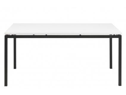 Stůl Kobe bílý 160x90