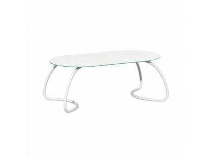 Stůl Loto 190x100 bílý