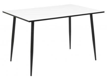 Stůl Wilma bílý 120x80