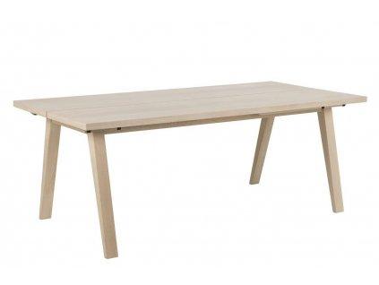 Stůl A-line bělený dub 200x95