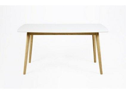 Stůl Nagano M bílá deska