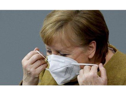 Angela :) respirátor FFP2 Technisat - 5ti vrstvý dýchací respirátor třídy FFP2 NR, CE a DE certif. - 5ks.
