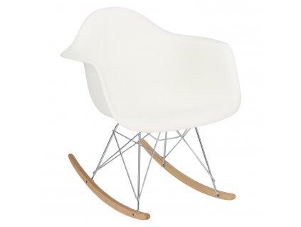 Židle P018 RR PP bílá inspirovaná RAR