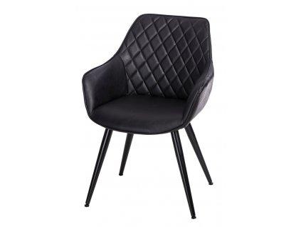 Židle Roxana černá