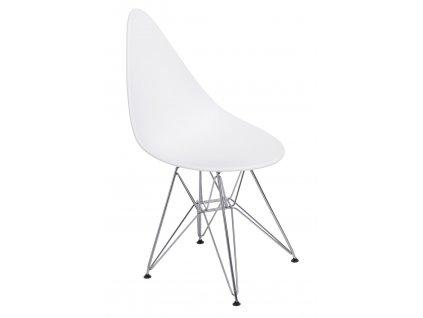 Židle Rush DSR bílá