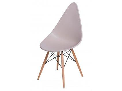 Židle Rush DSW béžová