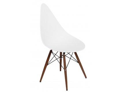Židle Rush DSW bílá/dark