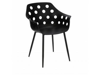 Židle Sajt černá
