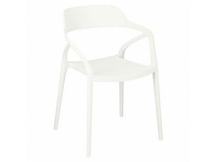 Židle Salo bílá