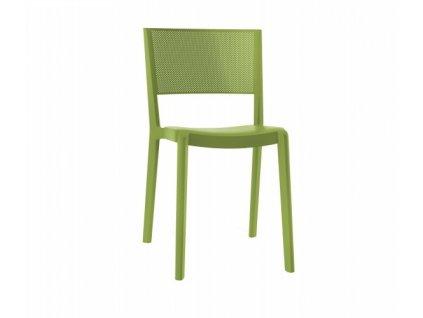 Židle Spot olivová