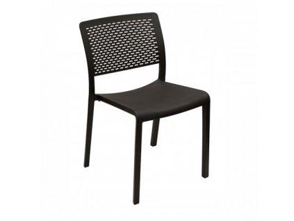 Židle Trama černá
