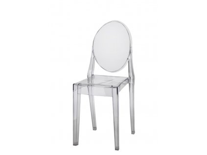 Židle Viki transparentní