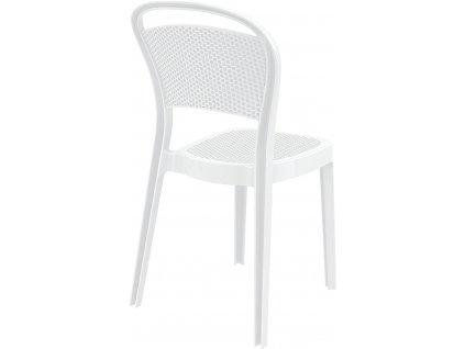 Židle Visual bílá