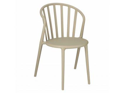 Židle Woodston béžová