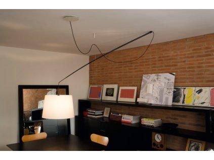 Lampa Robinson stínidlo béžové, průměr 50 cm