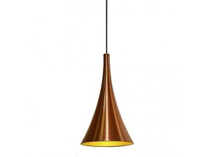 Lampa závěsná Midas-century Glam 6
