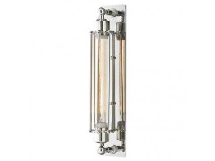 Nástěnná Lampa Amsterdam Loft 1 Chrom