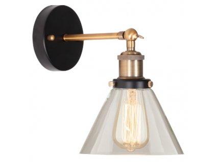 Nástěnná lampa New York Loft 1