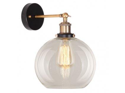 Nástěnná lampa New York Loft 2