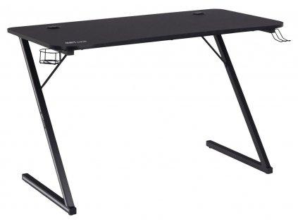 Psací Stůl Aiden černý hrací